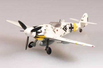 Messerschmitt Bf 109 G-6 I. JG 53 1945 Ungarn · EZM 37259 ·  Easy Model · 1:72
