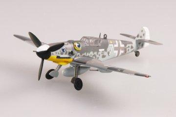 Messerschmitt Bf 109 G-6 IV./JG51 1943 Jugoslawien · EZM 37260 ·  Easy Model · 1:72