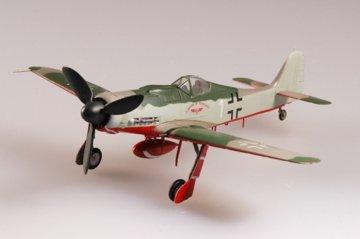 Focke-Wulf Fw 190 D-9 Dora JV 44 Deutschland 1945 · EZM 37261 ·  Easy Model · 1:72