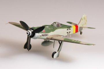 Focke-Wulf Fw 190 D-9 Dora IV./ JG3 1945 · EZM 37262 ·  Easy Model · 1:72