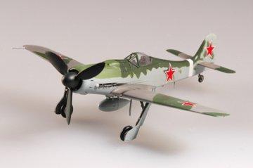 Focke-Wulf Fw 190 D-9 III. CCCP 1945 · EZM 37263 ·  Easy Model · 1:72