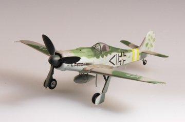 Focke-Wulf Fw 190 D-9 Dora IV/ JG2 1945 · EZM 37264 ·  Easy Model · 1:72