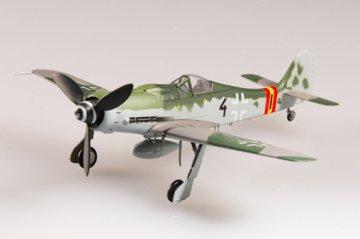 Focke-Wulf Fw 190 D-9 III. JG 54 1944 · EZM 37265 ·  Easy Model · 1:72