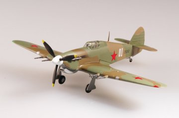 Hurricane Mk II/Trop Russland 1941 · EZM 37266 ·  Easy Model · 1:72