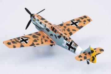 Messerschmitt BF 109 E-4/Trop 1/JG27 Marseille · EZM 37279 ·  Easy Model · 1:72