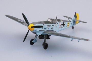 Messerschmitt Bf 109 E JG51 · EZM 37281 ·  Easy Model · 1:72