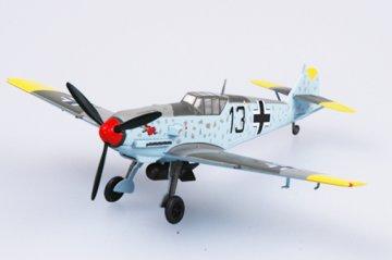 Messerschmitt Bf 109 E JG3 · EZM 37282 ·  Easy Model · 1:72