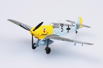 Messerschmitt Bf 109 E-3 1/JG52 · EZM 37284 ·  Easy Model · 1:72