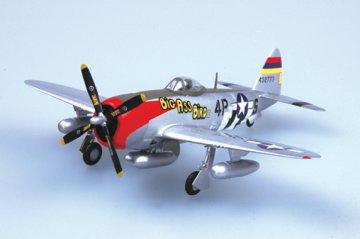 P-47D Thunderbolt · EZM 37286 ·  Easy Model · 1:72