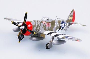 P-47D Thunderbolt 61FS , 56FG · EZM 37288 ·  Easy Model · 1:72