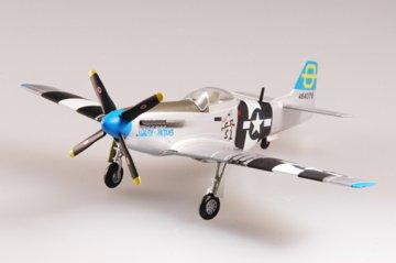 P-51D ´´Mustang´´ IV · EZM 37291 ·  Easy Model · 1:72