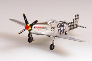 P-51D ´´Mustang´´ IV Indien 1944 · EZM 37295 ·  Easy Model · 1:72