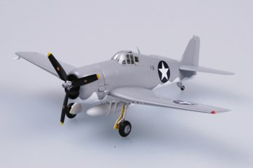 F6F Hellcat VF-4 1942 · EZM 37296 ·  Easy Model · 1:72