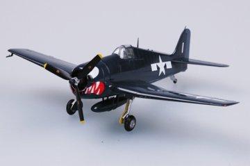 F6F Hellcat VF-27 USS Princeton 1944 · EZM 37297 ·  Easy Model · 1:72