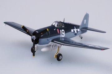 F6F Hellcat VF-6 USS Intrepid 1944 · EZM 37298 ·  Easy Model · 1:72