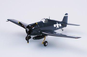 F6F Hellcat CVG-15 USS Essex 1944 · EZM 37299 ·  Easy Model · 1:72