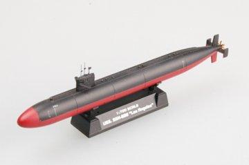 Submarine - USS. SSN-688 Los Angeles · EZM 37305 ·  Easy Model · 1:700