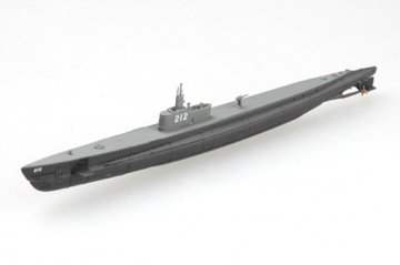 USS SS-212 GATO 1941 · EZM 37308 ·  Easy Model · 1:700