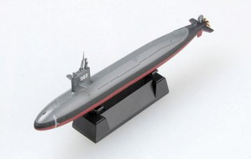 JMSDF SS Harushio · EZM 37324 ·  Easy Model · 1:700