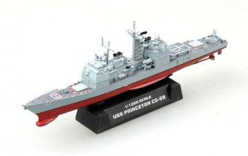 USS CG-59 Princeton Cruioser · EZM 37403 ·  Easy Model · 1:1250