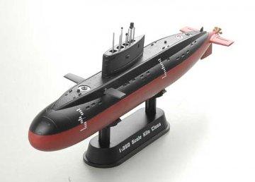 PLAN Kilo Class submarine · EZM 37501 ·  Easy Model · 1:350