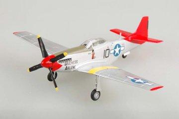 P-51D Mustang · EZM 39201 ·  Easy Model · 1:72