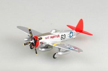 P-47D Thunderbolt · EZM 39204 ·  Easy Model · 1:72