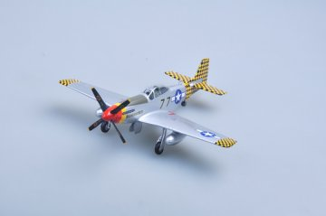 P-51K LT.COL Older 23rd FG · EZM 39303 ·  Easy Model · 1:48