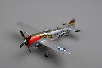 P-47D 531FS,406FG · EZM 39306 ·  Easy Model · 1:48