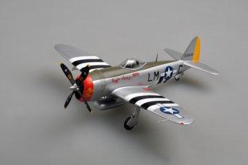 P-47D 62FS, 56FG · EZM 39307 ·  Easy Model · 1:48