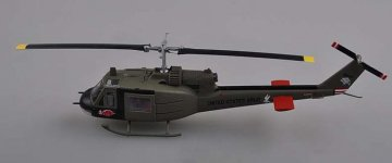 UH-1C of the 12oth AHC, 3rd platoon,1969 · EZM 39316 ·  Easy Model · 1:48