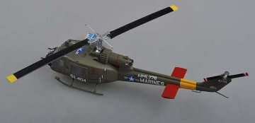 UH-1C U.S. Marines · EZM 39317 ·  Easy Model · 1:48