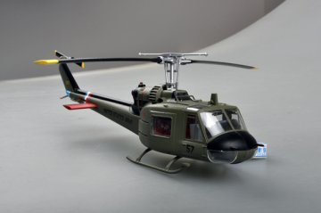UH-1C 57th Aviation Company Cougars 1970 · EZM 39320 ·  Easy Model · 1:48