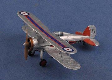 Gloster Gladiator MK1 · EZM 39322 ·  Easy Model · 1:48