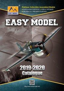 Trumpeter Easy Model Katalog 2019 · EZM KAT2019 ·  Easy Model