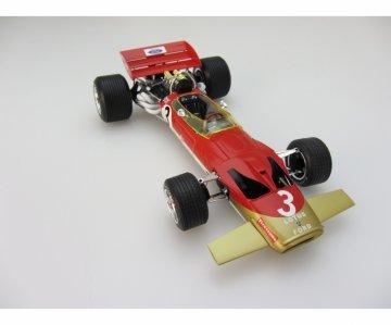 Team Lotus Type 49C 1970 EBBRO · EBB 20006 ·  Ebbro · 1:20