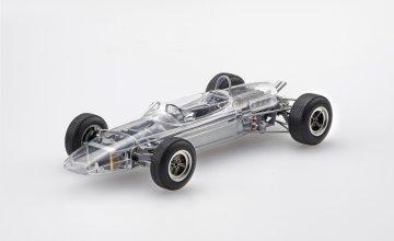 Brabham Honda BT18 Transparent · EBB 20017 ·  Ebbro · 1:20