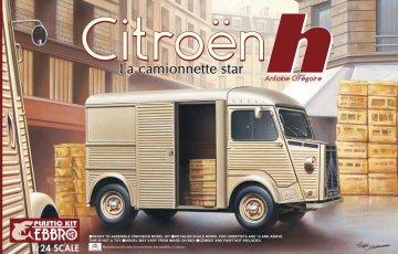 Citroen H Transporter · EBB 25007 ·  Ebbro · 1:24