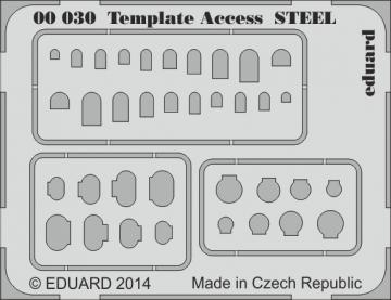 Template Access STEEL · EDU 00030 ·  Eduard