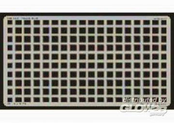 Gitter / Mesh 4 x 4 · EDU 00101 ·  Eduard · 1:72