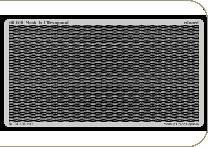 Gitter/Mesh, 4x4 · EDU 00109 ·  Eduard