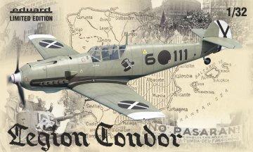 Legion Condor - Limited Edition · EDU 11105 ·  Eduard · 1:32