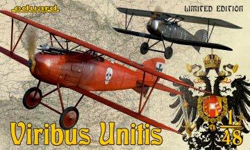 Viribus Unitis, - Limited Edition · EDU 11124 ·  Eduard · 1:48