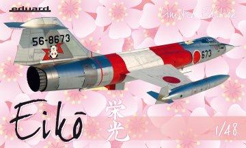 Eiko F-104J in Japanese service - Limited Edition · EDU 11130 ·  Eduard · 1:48