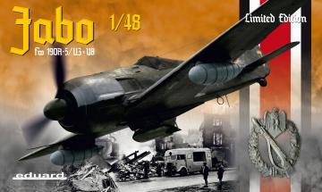 Focke Wulf Fw 190 A-5 - JaBo - Limited Edition · EDU 11131 ·  Eduard · 1:48