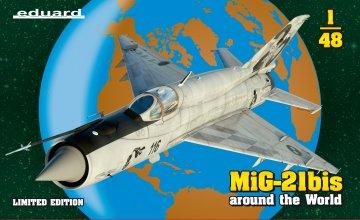 MiG-21bis - Limited Edition · EDU 11135 ·  Eduard · 1:48
