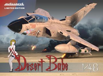 Desert Babe - Limited Edition · EDU 11136 ·  Eduard · 1:48