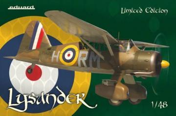 Lysander Mk.III, Limited Edition · EDU 11138 ·  Eduard · 1:48