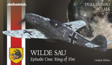 WILDE SAU - Episode One: RING of FIRE - Limited Edition · EDU 11140 ·  Eduard · 1:48