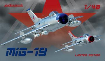 MiG-19 - Limited Edition · EDU 11141 ·  Eduard · 1:48